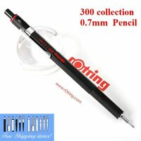 rOtring 300 Collection 0.7mm Mechanical Pencil Black Body [NEW] Pen Ship Free!!
