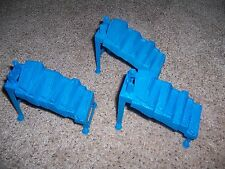 Mouse Trap Game  Replacement Parts 1 Piece #9 Blue Stair Case