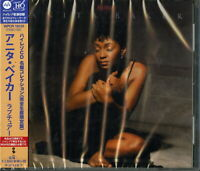 ANITA BAKER-RAPTURE-JAPAN UHQCD Ltd/Ed G35
