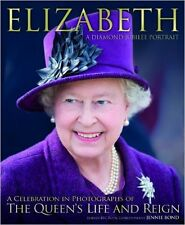 Elizabeth: A Diamond Jubilee Portrait Book NEW Hardcover, by Jennie Bond