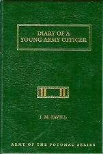 DIARY OF A YOUNG OFFICER SERVING WITH THE ARMIES 57TH