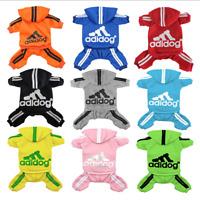 29 Styles Pet Clothes Dog Coat Shirt Puppy Hoodie Jumpsuit&Pet Mesh Vest XS-6XL