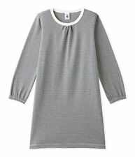 Petit Bateau Longe Chemise de nuit fille Multicolore (smoking/coquille) 8 ans