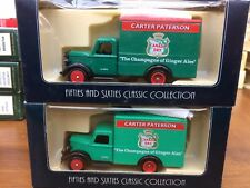 LLEDO DG59001 Canada Dry Ginger Ale Bedford 30cwt Truck GREEN roof & RED roof.