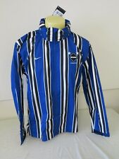 NIKE FOOTBALL CLUB REAL BRISTOL JACKET XXL 2XL NEW RARE BLUE WHITE BLACK 48.8""