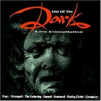 Out of the Dark-Live Compilation (1997) Moonspell, The Gathering, Samael,.. [CD]