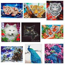 Diamond Dotz Embroidery Craft Mosaic Decal Kit - Animals Cats