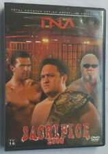 TNA WRESTLING - SACRIFICE 2008 - DVD.