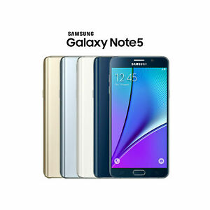Samsung Galaxy Note 5 N920 ATT TMO - 32GB - GSM Unlocked Smartphone 9/10