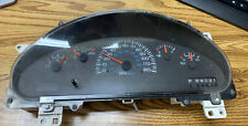 2000 Dodge Van Speedometer Head Instrument Cluster Gauges Panel