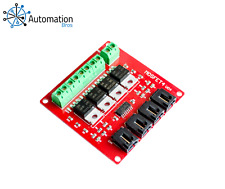 4 Channel IRF540 V4.0 MOSFET Switch Module for Arduino