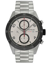 Montblanc Timewalker Chronograph Automatic Stainless Steel Men's Watch 116099