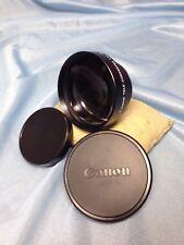 Canon Tele-converter 1.4x46 (E2R) For Video Camera Lens