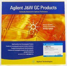 NEW Agilent/Bruker/Varian/J&W Scientific GC Capillary Column CP4017