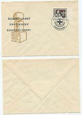 12802 - SST: Rotes Kreuz, sei auch Du Helfer - Berlin 13.5.1957 - DDR Mi.Nr. 565