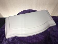 White 2002 Kohler Toilet Tank Lid Cover Porcelain ceramic Roman Victorian Ornate