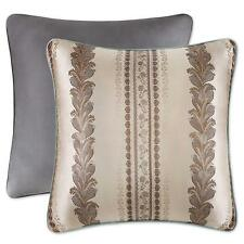 J. Queen New York Crystal Palace Euro Sham in Taupe