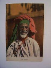 CPA  -  ( Afrique du Nord )  -  Bédouin   ( CP en couleur )