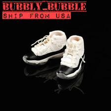 """1/6 Air Jordan Sneakers HOLLOW For 12"""" Hot Toys PHICEN Male Figure SHIP FROM USA"""