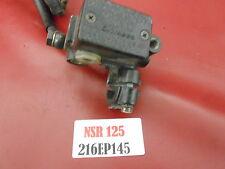 HONDA NSR125 BRAKE MASTER CYLINDER 216EP145