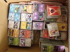 Japanese Pokemon 500 Card Mysteryy Lot ~ Holos Promos Rares Uncommon Common!