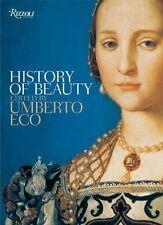 History of Beauty by Umberto Eco (2004, Hardcover)