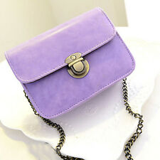 New Hot Fashion Mini bag girls womens shoulder bag chain change purse bags cute