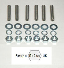 Ford Pinto Inlet Manifold Studs (Stainless Steel)  - Capri, Cortina, Sierra
