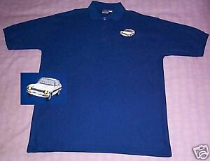 Ford RS2000 Mk.I embroidered on Polo Shirt