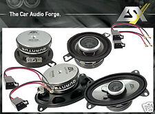 passend für VW Golf II  Golf 2 Country  ESX Lautsprecher komplett ~