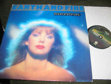 EARTH AND FIRE ANDROMEDA GIRL LP NM vertigo '81 holland synth prog rare WOW!!