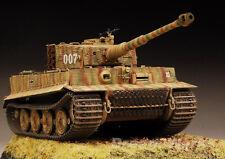 Award Winner Built Dragon 1/35 Wittmann Tiger 007 Final Battle +PE/Diorama