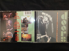 CD THE DOORS / ALIVE SHE CRIED /