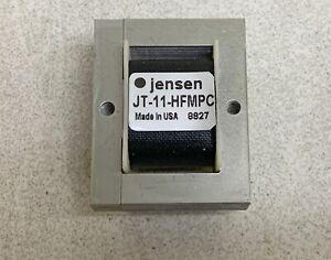 (1) JENSEN  JT-11-HFMPC output transformer