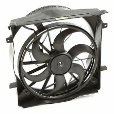 Omix-Ada 17102.61 Radiator Fan Assembly Fits 02-07 Liberty