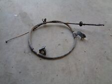 Throttle Cable Accelerator 1991-1995 Toyota Previa Non-Supercharged