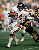Walter Payton Sweetness Photo Print Poster Glossy Chicago Bears 8.5 x 11 inches