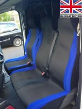 MERCEDES SPRINTER 313 CDI MWB DELUXE RACING BLUE VAN SEAT COVERS 2+1