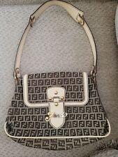 Authentic Fendi Handbag Ff Zucca De