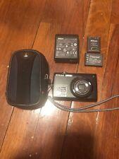 Nikon COOLPIX S4000 12.0MP Digital Camera Black