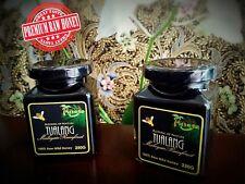 ORGANIC TUALANG WILD BEES HONEY RAW PURE 100%HONEY - 250G (Glass Jar)x 2 Bottles