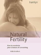 Natural Fertility: How to Maximize Your Chances of Conception-ExLibrary