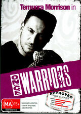 Once Were Warriors (DVD) approved for blokes edition<<classic NZ movie>>