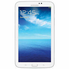 Samsung Galaxy Tab Tablet 3 (7-Inch, Wi-Fi, 8GB, White) SM-T210 Android OS