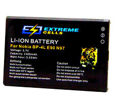 extremecells Battery for Nokia E63 BP-4L Battery Pack Battery