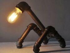 Iron Industrial Desk Lamps