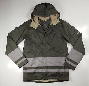 NIKE BELLEVUE Jacket Mens Medium Gray Ski Snowboard Without Vest
