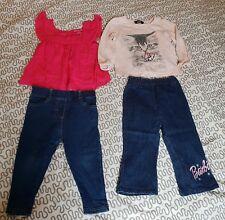 12-18 mois fille bébé Vêtements Jeans Jeggings Tops faites votre propre Bundle