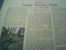 ephemera 1949 article tough travers trial motor bike scrambling
