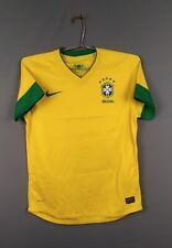 Brazil women jersey Medium 2012 2013 home shirt 447968-703 Nike ig93